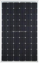 Factory direct price high efficiency solar pane solar panel support structures pv solar panel