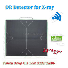 CsI + a-Si + TFT Medical Digital X-ray Radiation Detector Advanced CR System Similar with Trixell - 1500C - R