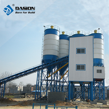 HZS180 China potable wet mix macadam concrete batch plant /zimbabwe concrete mixing plant
