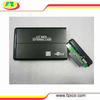 Usb 2.0 Hard Disk Drive HDD Enclosure 2.5 inch Box SATA Aluminum Case 1TB caddy