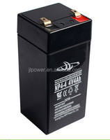 4v 4ah lead acid rechargeable battery, 2 fm 4 battery.