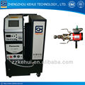 Automatic welding machine for boiler and heat exchanger