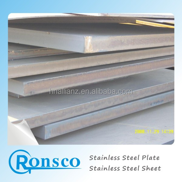 high yield strength stainless steel plate