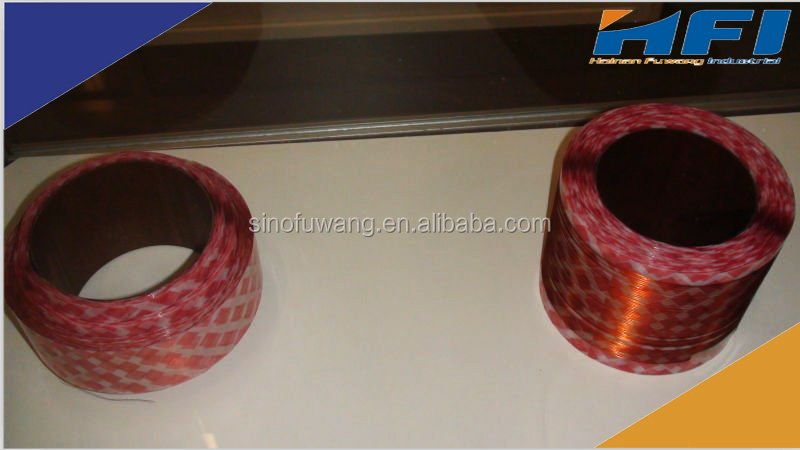 Diamond Pattern Resin Coated Polyester Film