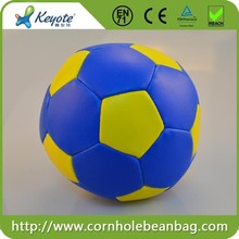 PVC Material promotion soccer ball