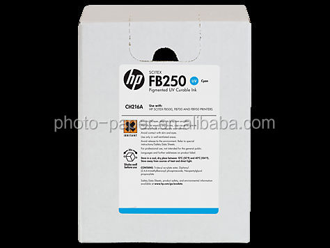 100% original HP FB250 Scitex ink cartridge 3liter for large format printer HP FB950