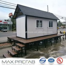 cheap price prefabricated container house for trade