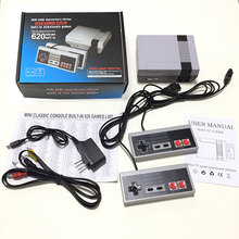 Game Console with 500/620 Classic Games Mini Tv Handheld Family Recreation Video Game Console