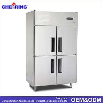 High Power Commercial Refrigerator and Freezer for Restaurant & Hotel