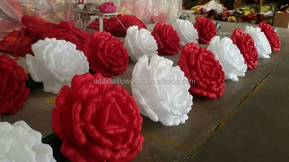 Inflatable Pvc Flower Model /wedding Inflatable Flower