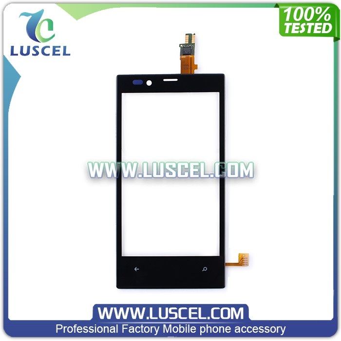 LC Hot products on china market Touch screen for Nokia Lumia 720 front glass repair parts