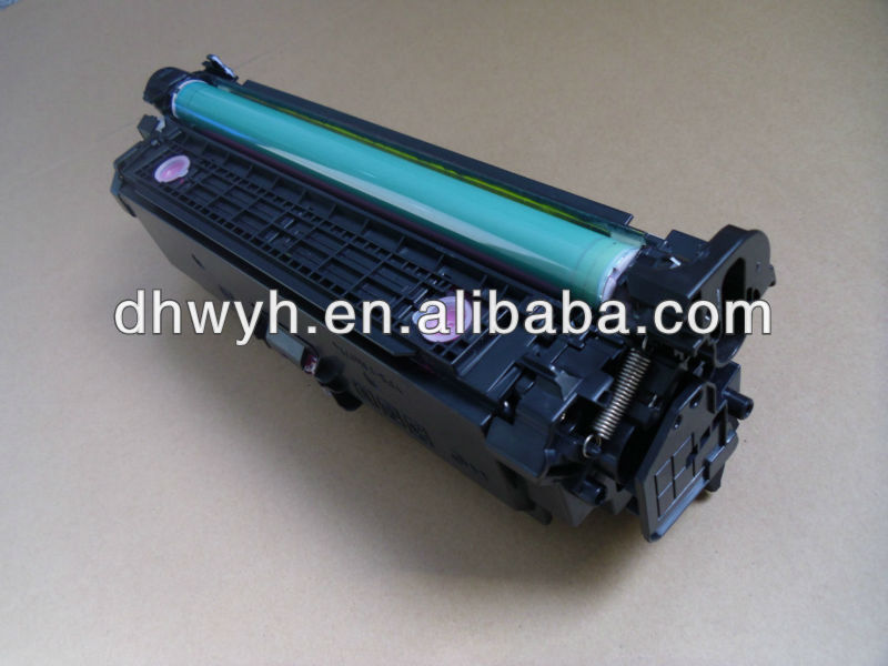 Hot Sale Laser Toner CE250A CE251A CE252A 253A for Hp laserjet CP3525/3525N