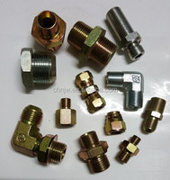 High-quality America Adapters--- NPT Female Tee hydraulic pipe fitting No.GN-PK