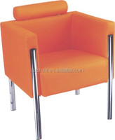 2015 Comfortable orange hair salon chairs