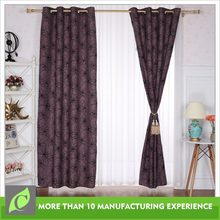 New style Window use Luxury restaurant curtain room dividers