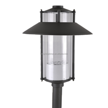 New style outdoor led garden lighting pole light with CE certificate