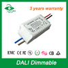 Make in China 700mA constant current dali dimmable led driver 20w