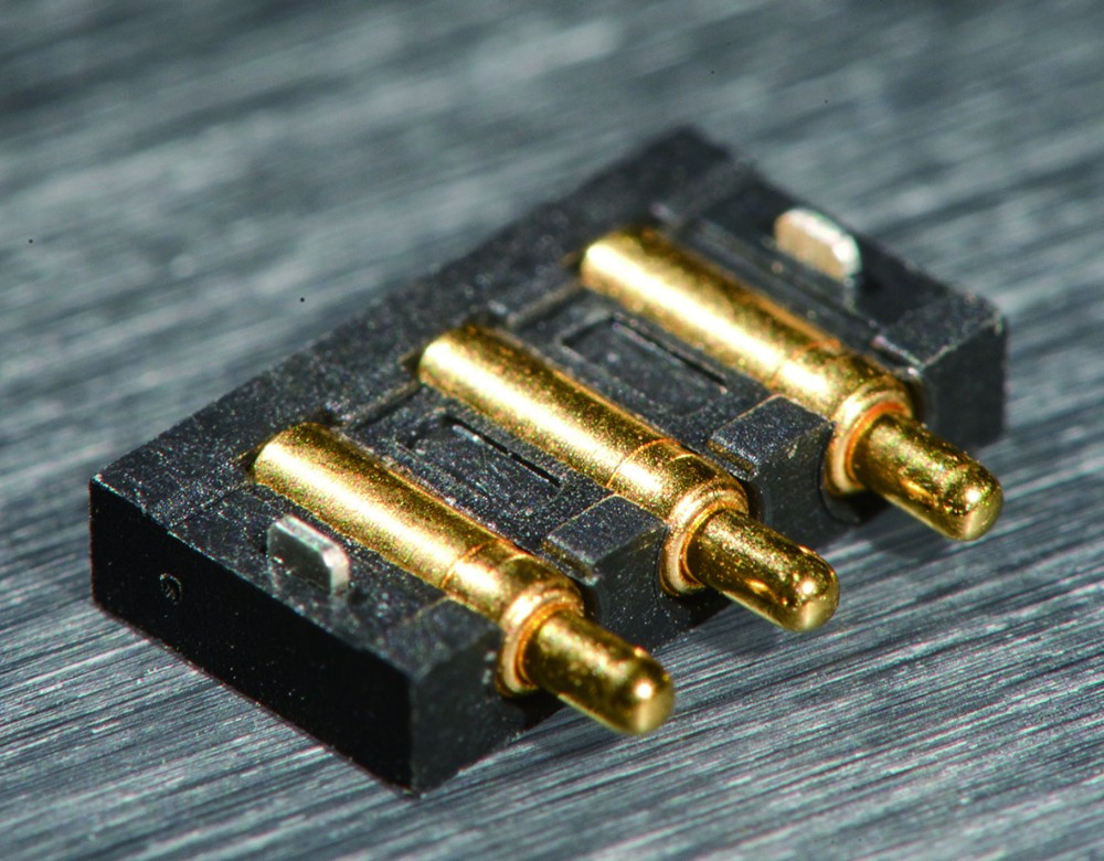 cellphone male and female pogo pin connector