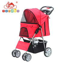 Aluminum Dog Show Trolley High Quality Pet Stroller