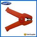 LongFuTe auto electrical plastic battery alligator clip clamp wire connector