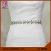 FUNG 800296 Wholesales Stock Available Crystal Rhinestone Wedding Dress Belts For Bridal