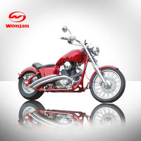 Best selling choppers motorcycle (HBM250V)