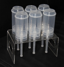 Push Pop Container Cake Rack Acrylic Stand Cake Treat 6 Hole Stand BY Good to YOU