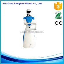 humanoid robot 2016 New style Dish send service robot best sale