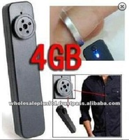 4GB Button Camera