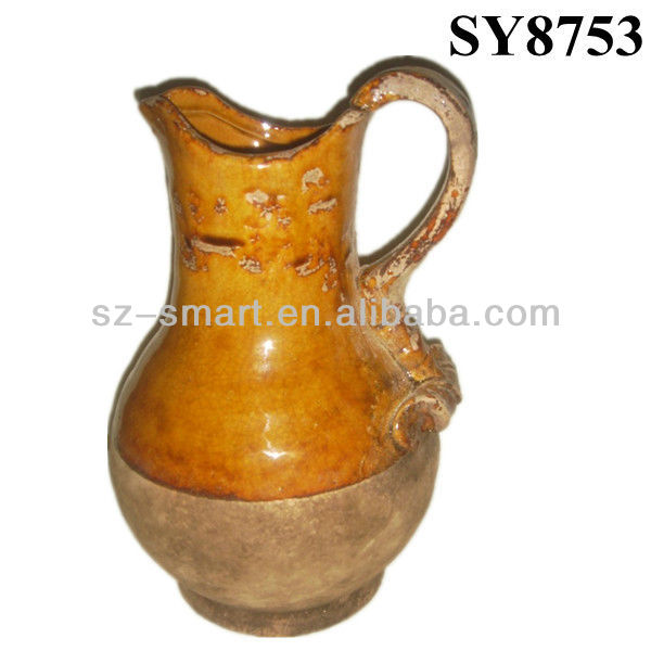 Water pot design garden antique home flower pot