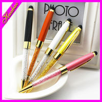 2015 new ball pen of personalised pens/metal ball-point pen/Charm ball pen for promotion