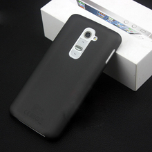 Free shipping phone case plastic cover Super hard matte case for LG G2