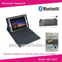 2014 new arrival bluetooth keyboard case for tablets