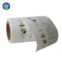 Printing Custom Waterproof White label ,Self Adhesive Private Lable Roll