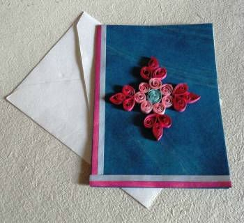 Hand made paper quilling greeting cards buy hand made paper hand made paper quilling greeting cards m4hsunfo