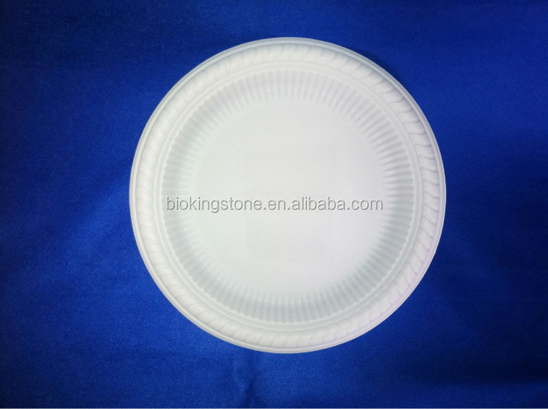 11'' Biodegradable Plate disposable tableware