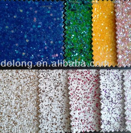 Glitter Leather,High Quality PU Leather,Upper PU Leather