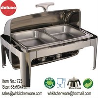 Roll Top Chafer cooking equipment