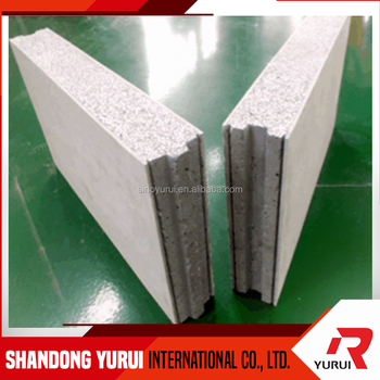 SENYD vertical/horizontal moulding semi / full automatic EPS Cement Sandwich Panel Production Line