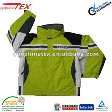 new fashion children ski varsity jacket for winter clothes