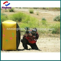 NB-PB2011 Ningbang best price commercial inflatable bunker for game
