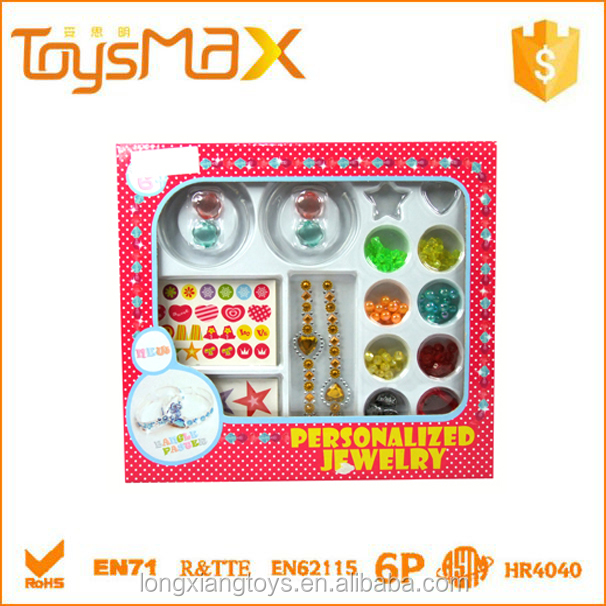 Alibaba Wholesales Children's DIY different types of import beads toy from China