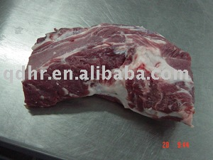 Frozen pork neck (collar) boneless skinless
