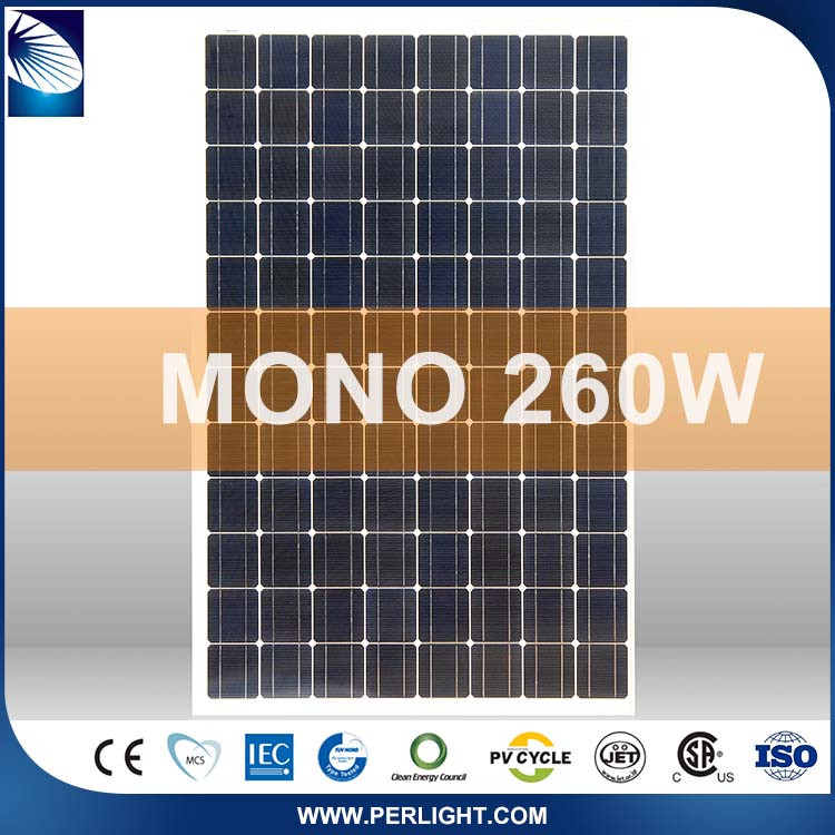 Excellent Material Cheap Great Material Monocrystalline Cell Solar Panel