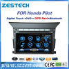 "ZESTECH brand new OEM 7"" touch screen car radio for Honda pilot dvd gps with 3g bluetooth TV tuner"