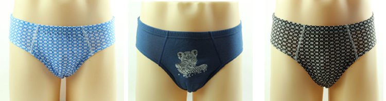 95% cotton 5% spandex Women's Sexy Thong Underwear