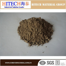 Zibo Hitech dense self-flowing unshaped refractory for heating treatment furnaces