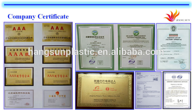Chemical yellow powder plastic foaming agent