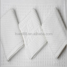 100% cotton jacqaurd hotel bath mat