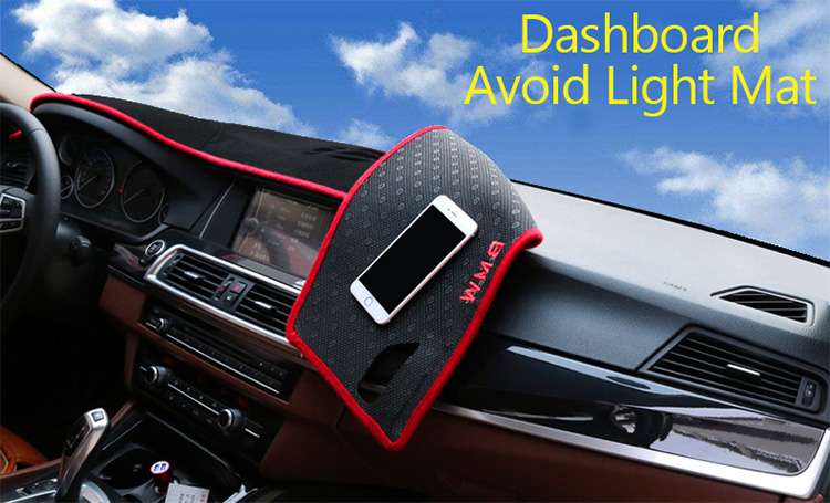 China Supplier Anti Slip Car Dashboard Cover Mats